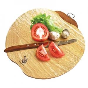 Thớt cà chua Gỗ Đức Thành 02831