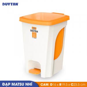 Thùng Rác Đạp Matsu Nhí Nhựa Duy Tân - 0270