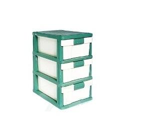 Tủ Nhựa Đại Đồng Tiến Nice T20401 (3 tầng)