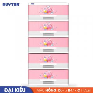 Tủ nhựa Duy Tân Đại Kiểu - 5 Tầng - 705N/5