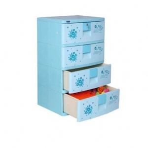 Tủ Nhựa Duy Tân Sumi (4 tầng) - NO.0200/4