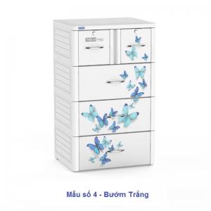 Tủ Nhựa Duy Tân Tabi-M (4 tầng - 5 ngăn)