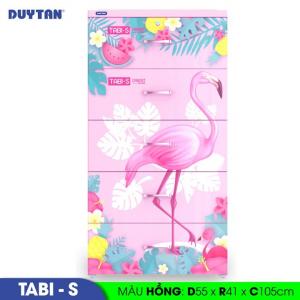 Tủ Nhựa Duy Tân Tabi-S (5 tầng) - 0222/5