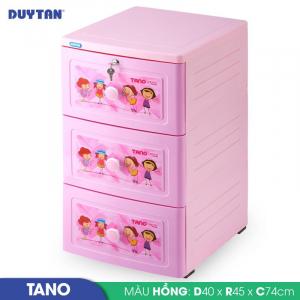 Tủ nhựa Duy Tân Tano - 3 ngăn - Nhiều màu - 221/3