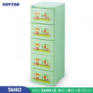 Tủ nhựa Duy Tân Tano - 5 ngăn - Nhiều màu - 221/5