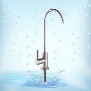 Vòi Máy Lọc Nước RO Inox 304