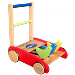 Xe bé tập đi bằng gỗ Winwintoys 60012K