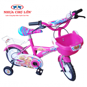 Xe đạp trẻ em 2 bánh Nhựa Chợ Lớn 12 INCH 71 | M1379-X2B