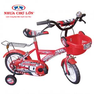 Xe đạp trẻ em 2 bánh Nhựa Chợ Lớn 12 INCH 72 | M1391-X2B