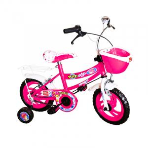 Xe đạp trẻ em 2 bánh Nhựa Chợ Lớn 12 inch K107 SUSU VINATOY M1822-X2B