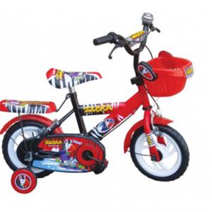 Xe đạp trẻ em - 12 inch - M981-X2B (Số 6 - Đen+Đỏ)