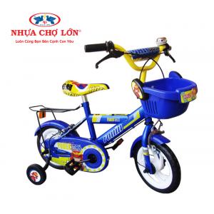 Xe đạp trẻ em Nhựa Chợ Lớn 14 inch 74 | M1406-X2B (Xanh ronin)
