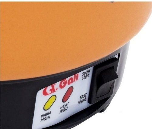 Ấm sắc thuốc điện Gali GL-1801 - Dung tích 3.3L-1