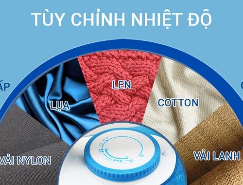 Bàn ủi hơi nước Bluestone SIB-3816-5