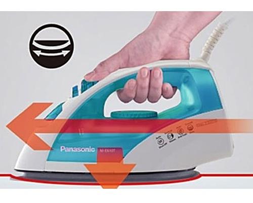 Bàn ủi hơi nước Panasonic PABU-NI-E410TMRA-5