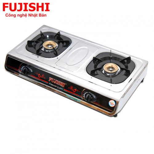 Bếp BIOGAS chén đồng khung Inox Fujishi FJ-BG8-3