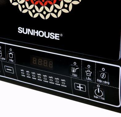 Bếp điện từ Sunhouse SHD6146 -4