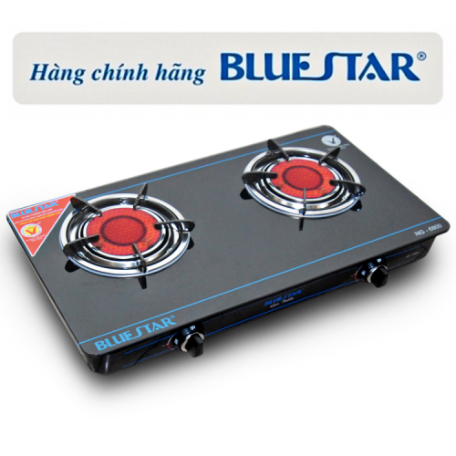 Bếp ga hồng ngoại Bluestar NG-6800, Magneto 2 vòng lửa