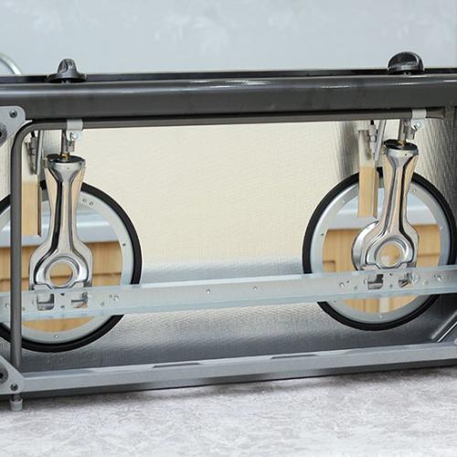 Bếp gas 6 tấc Rinnai RV-3615GL(FM), Chén đồng mặt kính-2