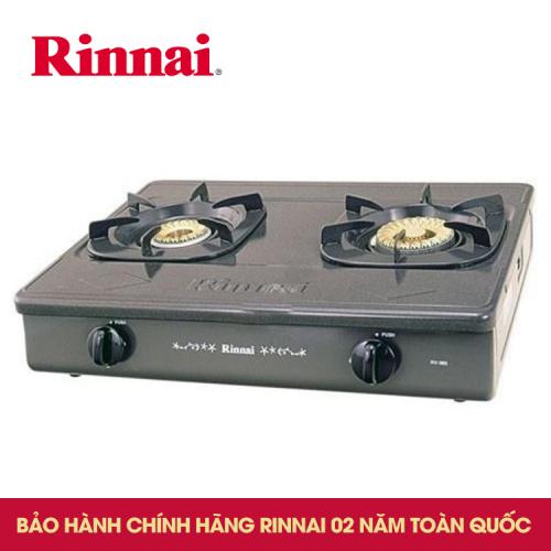 Bếp gas 6 tấc Rinnai RV-365G(N), Chén đồng có đầu hâm