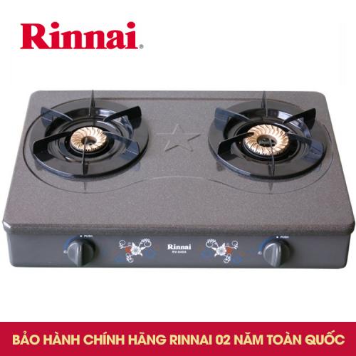 Bếp gas 6 tấc Rinnai RV-640A(GF/GR), Chén đồng