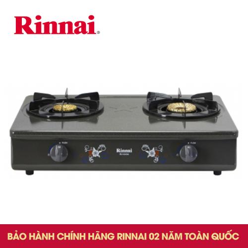 Bếp gas 6 tấc Rinnai RV-640A(GF/GR), Chén đồng-3