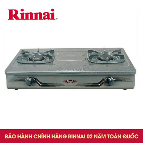 Bếp gas 7 tấc Rinnai RV-370GM, Chén gang đúc-6