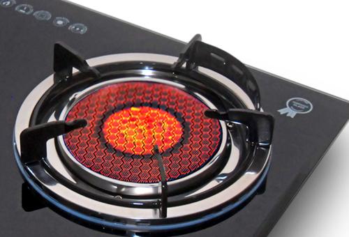 Bếp gas âm hồng ngoại KAFF KF-208I-1