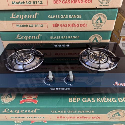Bếp gas âm Legend LG-611Z, Chén đồng nguyên khối-2