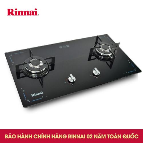 Bếp gas âm Rinnai RVB-212BG(SL), Ngắt gas tự động