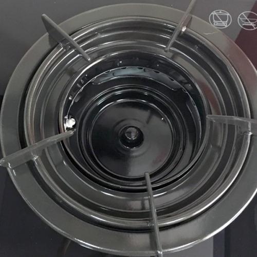 Bếp gas âm Rinnai RVB-2Gi(B), cảm ứng ngắt gas-4