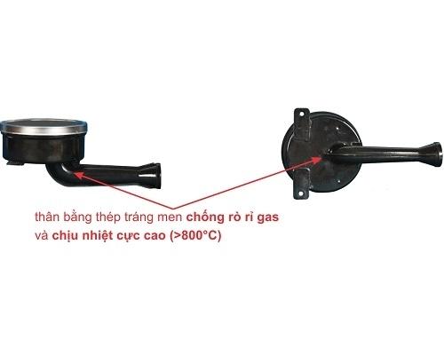 Bếp gas đôi hồng ngoại Bluestar NG-5170C-1