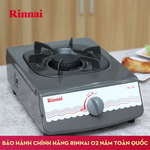 Bếp gas đơn Rinnai RV-150G-3