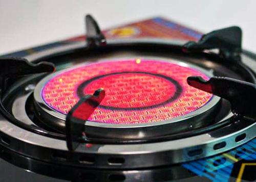 Bếp gas hồng ngoại Bluestar NG-5680C, IC 2 vòng lửa-4
