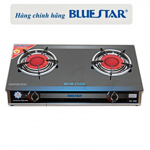 Bếp gas hồng ngoại Bluestar NG-5680C, Magneto 2 vòng lửa-2