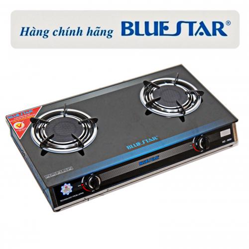 Bếp gas hồng ngoại Bluestar NG-5680C, Magneto 2 vòng lửa-1