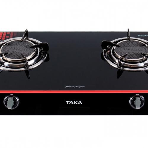 Bếp gas hồng ngoại Taka TK-HG5, Magneto 2 vòng lửa-2