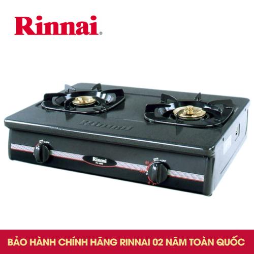 Bếp gas Rinnai 6 tấc RV-860GSB(M), Chén đồng có đầu hâm