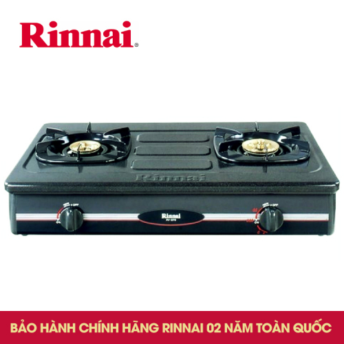 Bếp gas Rinnai RV-870GSB(M), Chén đồng có đầu hâm