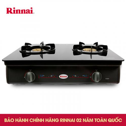 Bếp gas Rinnai RV-8711(GL-B), Chén đồng có đầu hâm