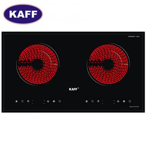 Bếp hồng ngoại đôi cảm ứng KAFF KF-073CC-1