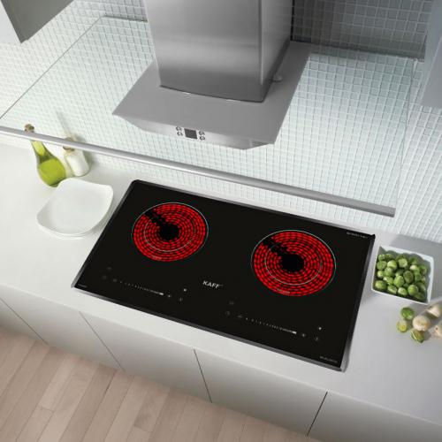 Bếp hồng ngoại đôi cảm ứng KAFF KF-FL101CC-3