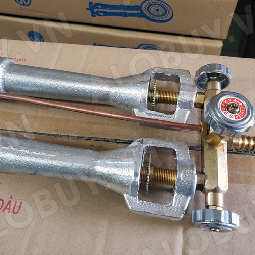Bếp khè gas công nghiệp lửa mồi SOGO GT-7B-4