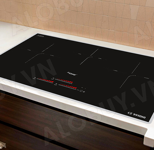 Bếp từ 3 lò cảm ứng CANZY CZ-999DHI-5