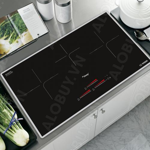 Bếp từ 3 lò cảm ứng CANZY CZ-999DHI-2