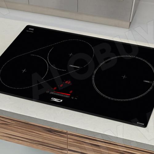 Bếp từ 3 lò cảm ứng CHEFS EH-IH566-3