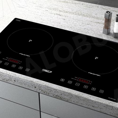 Bếp từ đôi cảm ứng CHEFS EH-DIH321-2