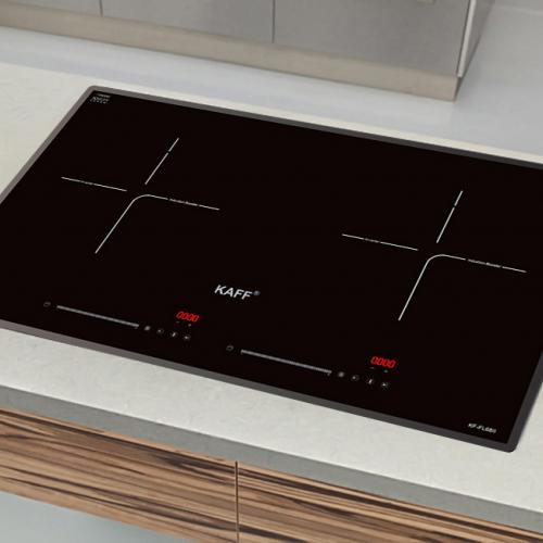 Bếp từ đôi cảm ứng KAFF KF-FL68II-2