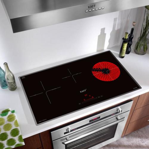 Bếp từ đôi hồng ngoại 3 lò cảm ứng KAFF KF-IC79H-2