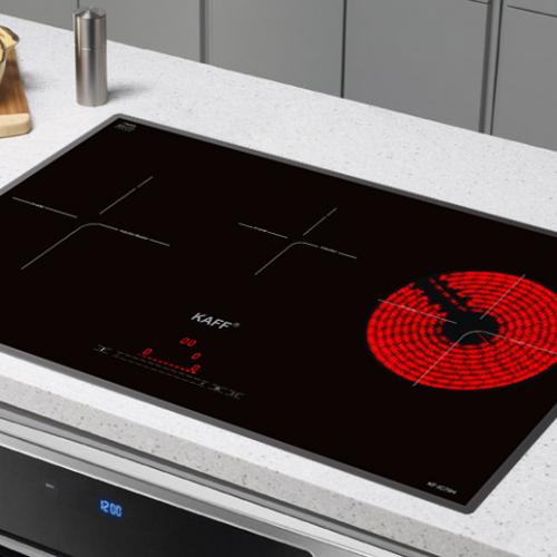 Bếp từ đôi hồng ngoại 3 lò cảm ứng KAFF KF-IC79H-5